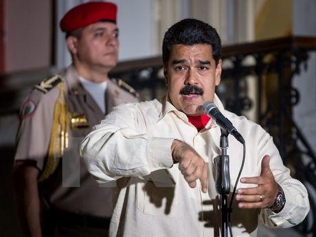 Venezuela yeu cau Tong thong My bai bo sac lenh chong nuoc nay - Anh 1