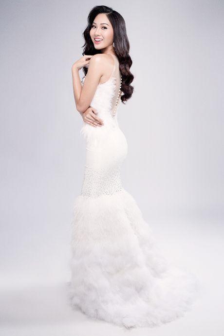 Hoa khoi Dieu Ngoc dai dien nhan sac Viet du thi Miss World 2016 - Anh 2