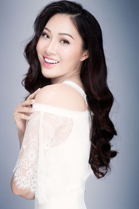 Hoa khoi Dieu Ngoc dai dien nhan sac Viet du thi Miss World 2016 - Anh 4