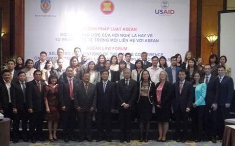 Cac nuoc ASEAN chia se kinh nghiem thuc thi Cong uoc La Hay - Anh 1