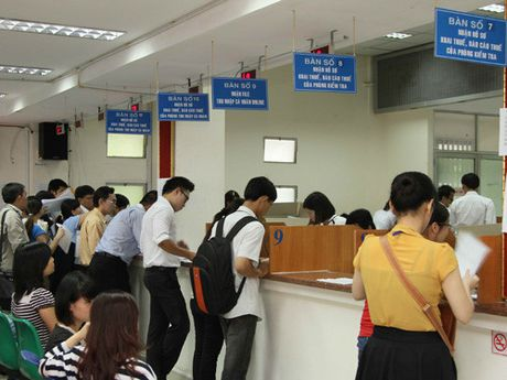 Phan dau thu vao ngan sach tren 32.000 ty dong tien no thue - Anh 1