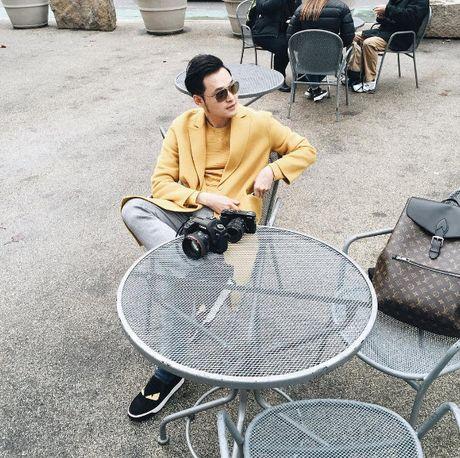 Kham pha 'nha' dep nhat Vbiz cua hoang tu Quang Vinh - Anh 1
