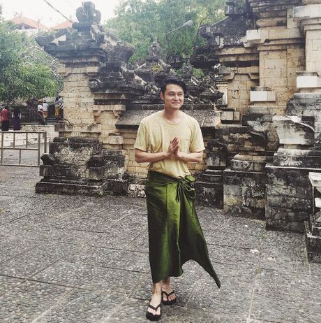Kham pha 'nha' dep nhat Vbiz cua hoang tu Quang Vinh - Anh 7