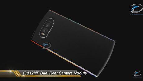 Samsung Galaxy S8 man hinh tran canh dep me hon - Anh 10