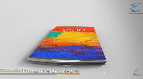 Samsung Galaxy S8 man hinh tran canh dep me hon - Anh 13