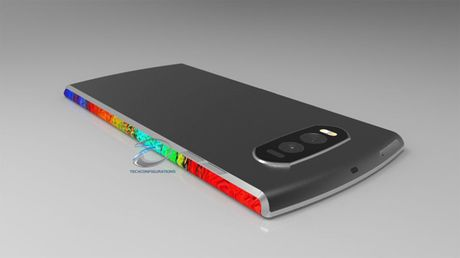 Samsung Galaxy S8 man hinh tran canh dep me hon - Anh 2