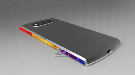 Samsung Galaxy S8 man hinh tran canh dep me hon - Anh 4