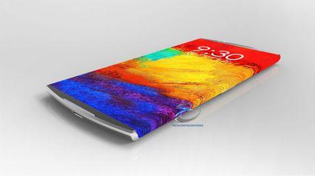 Samsung Galaxy S8 man hinh tran canh dep me hon - Anh 5