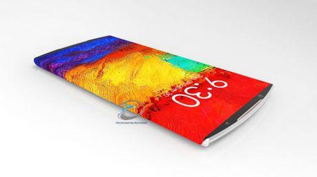 Samsung Galaxy S8 man hinh tran canh dep me hon - Anh 6
