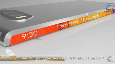 Samsung Galaxy S8 man hinh tran canh dep me hon - Anh 7
