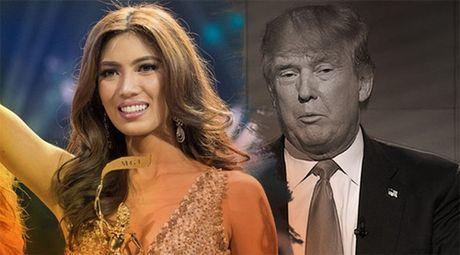 Nhan sac hap dan cua a hau muon lam viec cho ong Trump - Anh 4