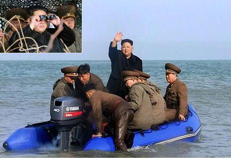 Kim Jong-un bat ngo tham cac dao tien tieu trong yeu sat Han Quoc - Anh 1