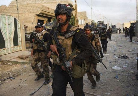 Dac nhiem Iraq danh IS trong thanh pho Mosul - Anh 3