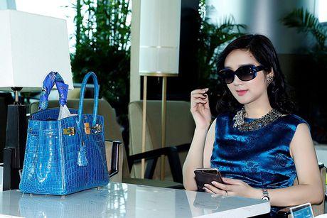 Soi hang hieu dang mo uoc cua hoa hau Den Hung Giang My - Anh 1