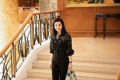 Soi hang hieu dang mo uoc cua hoa hau Den Hung Giang My - Anh 4