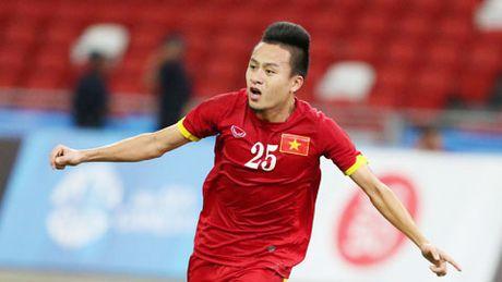 Danh sach DTQG Viet Nam du AFF Cup 2016: Tiec cho Huy Toan - Anh 1