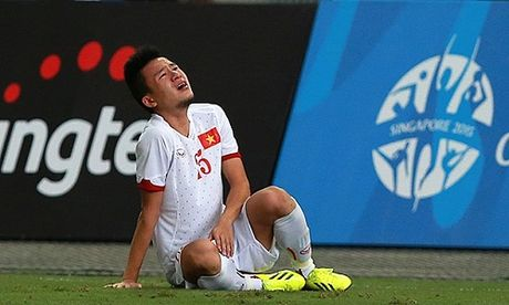 Danh sach DTQG Viet Nam du AFF Cup 2016: Tiec cho Huy Toan - Anh 2