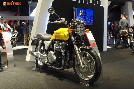 Can canh Honda CB1100EX 2017 sap 'cap ben' Viet Nam - Anh 1