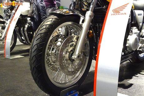 Can canh Honda CB1100EX 2017 sap 'cap ben' Viet Nam - Anh 3