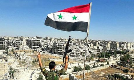 Quan doi Syria ra 'toi hau thu' cho phien quan o dong Aleppo - Anh 1