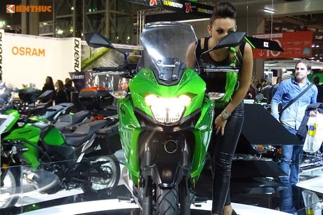 Kawasaki Versys-X 300 gia re sap ve Viet Nam co gi? - Anh 2