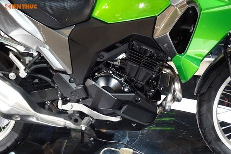 Kawasaki Versys-X 300 gia re sap ve Viet Nam co gi? - Anh 6