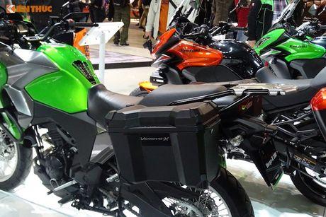 Kawasaki Versys-X 300 gia re sap ve Viet Nam co gi? - Anh 8