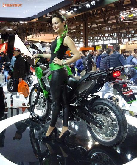 Kawasaki Versys-X 300 gia re sap ve Viet Nam co gi? - Anh 9