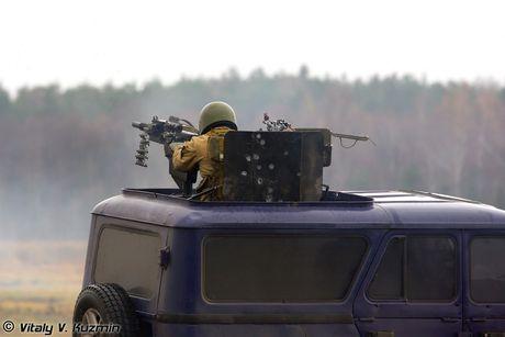 Bat ngo: Nga tung o to UAZ Patriot gan sung sang Syria - Anh 4