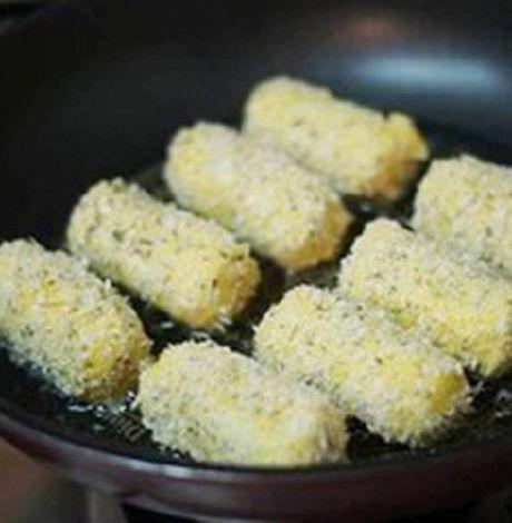 Cach lam mon salad khoai tay ngon, la mieng - Anh 6