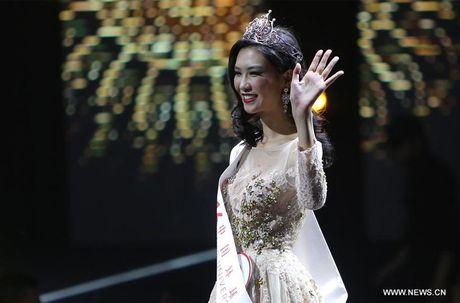 Nhan sac Hoa hau Hoan vu Trung Quoc 2016 bi che gia - Anh 4