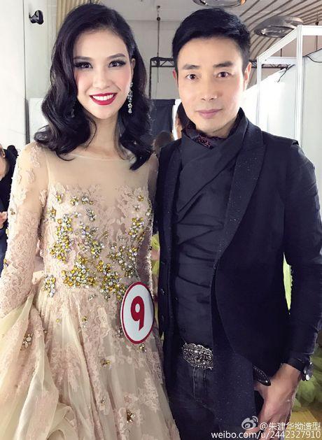Nhan sac Hoa hau Hoan vu Trung Quoc 2016 bi che gia - Anh 5