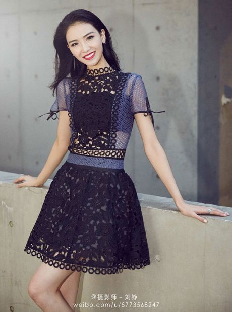 Nhan sac Hoa hau Hoan vu Trung Quoc 2016 bi che gia - Anh 8
