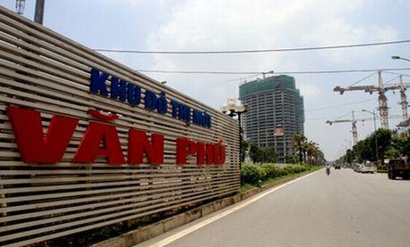 Dieu chinh hinh thuc su dung dat tai do thi Van Phu - Ha Dong - Anh 1