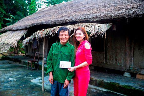 Nguoi dan Ha Tinh cam dong truoc tam long cua cac Hoa Hau Phu Nhan Hoan Cau - Anh 3
