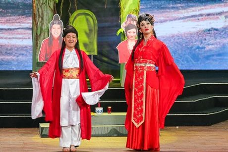 Nha Phuong bat ngo xuat hien hat cung Truong Giang - Anh 7