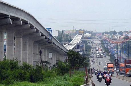 Dau tu 250 trieu USD xay tuyen metro ket noi san bay Tan Son Nhat - Anh 1