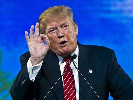 Ong Trump tuyen bo truc xuat ngay hang trieu nguoi nhap cu - Anh 1