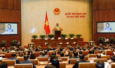 Ngay mai, Quoc hoi se tien hanh chat van - Anh 1