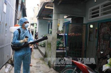 Ca nhiem Zika dau tien tai tinh Ba Ria-Vung Tau - Anh 1