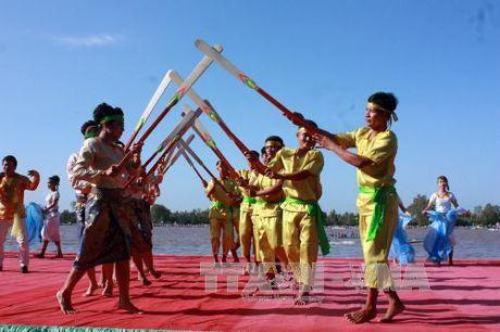 Ngay hoi van hoa, the thao va du lich dong bao Khmer lan thu X - Anh 1