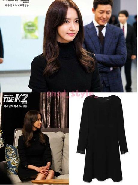Boc gia tu do cao cap cua Yoon Ah trong 'The K2' - Anh 1