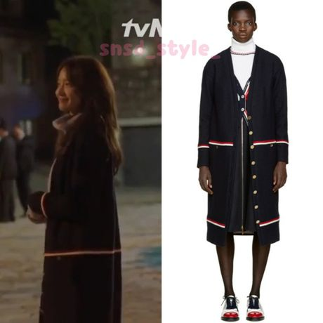 Boc gia tu do cao cap cua Yoon Ah trong 'The K2' - Anh 2