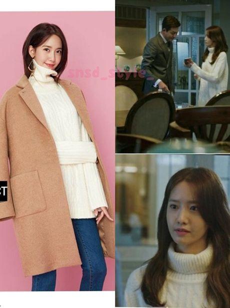 Boc gia tu do cao cap cua Yoon Ah trong 'The K2' - Anh 3