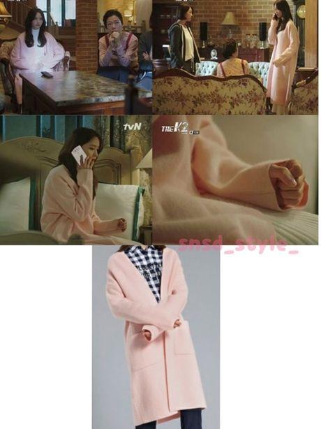 Boc gia tu do cao cap cua Yoon Ah trong 'The K2' - Anh 6