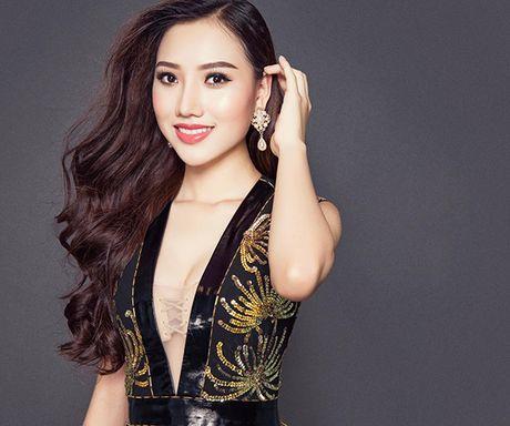 Hoang Thu Thao bat mi hanh trang thi Hoa hau Chau A Thai Binh Duong - Anh 1
