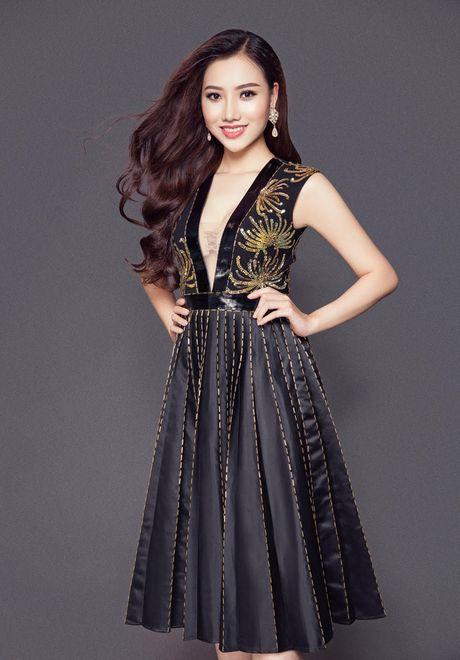 Hoang Thu Thao bat mi hanh trang thi Hoa hau Chau A Thai Binh Duong - Anh 3