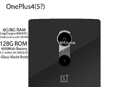 OnePlus len ke hoach cho mot 'quai vat' smartphone - Anh 1