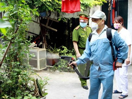Phat hien truong hop nhiem virus Zika dau tien o Ba Ria - Vung Tau - Anh 1