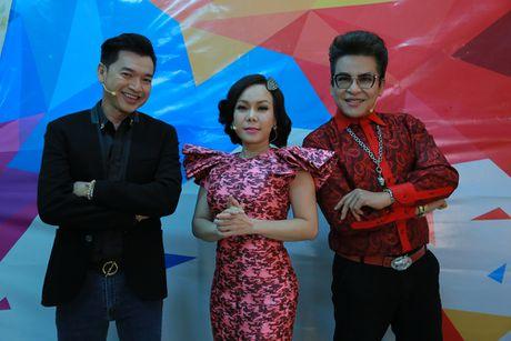 Viet Huong nguong mo truoc nhan sac 'tre mai khong gia' cua Quang Minh - Anh 3